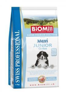 Koeratoit Biomill Maxi JUNIOR kanaga
