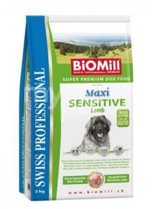 Koeratoit Biomill Maxi SENSITIVE lambaga