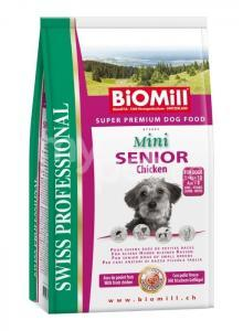 koeratoit Biomill Mini SENIOR kanaga
