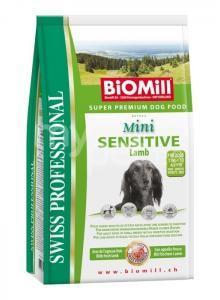 Koeratoit Biomill Mini SENSITIVE lambaga