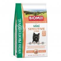koeratoit Biomill Mini SENSITIVE Lõhega