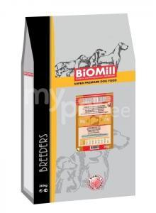 Koeratoit Biomill Breeder Junior Medium