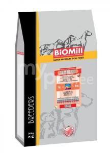 Koeratoit Biomill Breeder Salmon & Rice