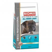 koeratoit Biomill All Breed LIGHT küülikuga 12 kg