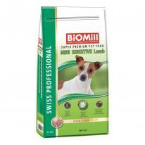 koeratoit Biomill Mini SENSITIVE Lamb 12 kg
