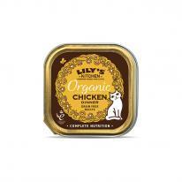 Lily's Kitchen ökoloogiline täistoit kassidele kanaga