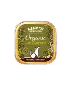 Lily's Kitchen ökoloogiline täistoit koertele lambaliha ja köögiviljadega