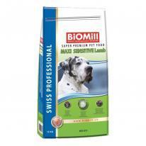 koeratoit Biomill Maxi SENSITIVE lamb 12