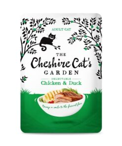 Cheshire Cat's Garden Chicken & Duck
