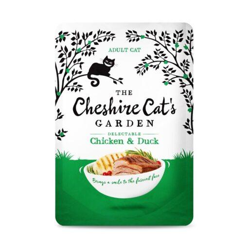 Cheshire Cat's Garden Chicken & Duck