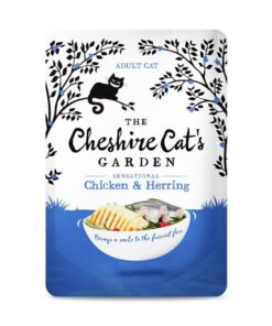 Cheshire Cat's Garden Chicken & Herring