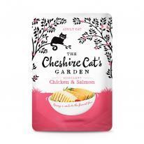 Cheshire Cat's Garden Chicken & Salmon