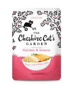 Cheshire Cat's Garden Chicken & Salmon