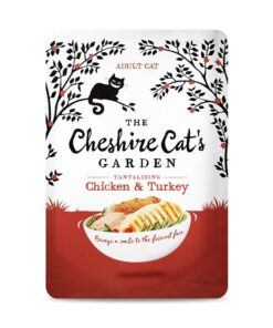 Cheshire Cat's Garden Chicken & Turkey