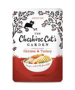 Cheshire Cat's Garden Chicken & Turkey