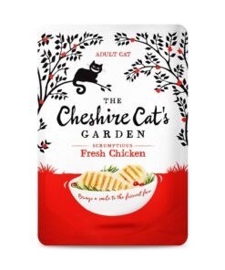 Cheshire Cat's Garden Fresh Chicken