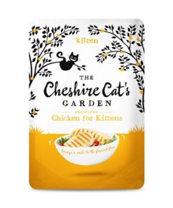 Cheshire Cat's Garden Kitten Chicken