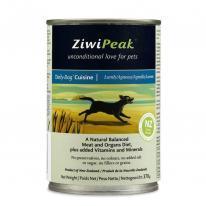 Ziwipeak konserv koertele lambaga