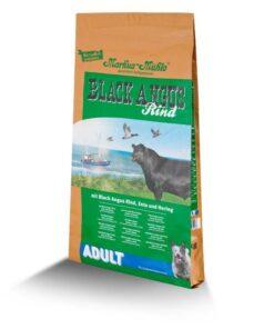 Markus-Mühle täissööt koertele black angus