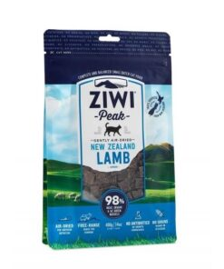 Ziwipeak kuivtoit kassidele lambaga