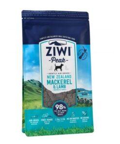 Ziwipeak kuivtoit koertele makrell & lammas