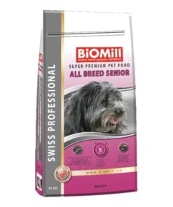 Koeratoit Biomill ALL BREED Senior