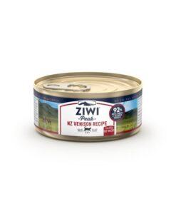 Ziwipeak konserv kassidele Uus-Meremaa hirv