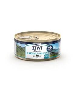Ziwipeak konserv kassidele Uus-Meremaa makrell ja lammas