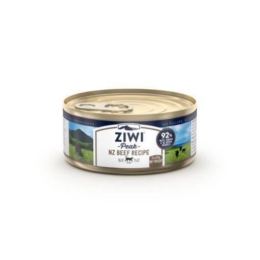 Ziwipeak konserv kassidele Uus-Meremaa veis