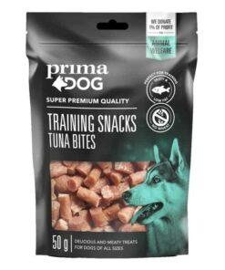 primadog-treeningmaiused-koertele-tuunikalaga-50g-
