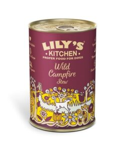 Lily's Kitchen täistoit koertele hirveliha, faasani ja lõhega