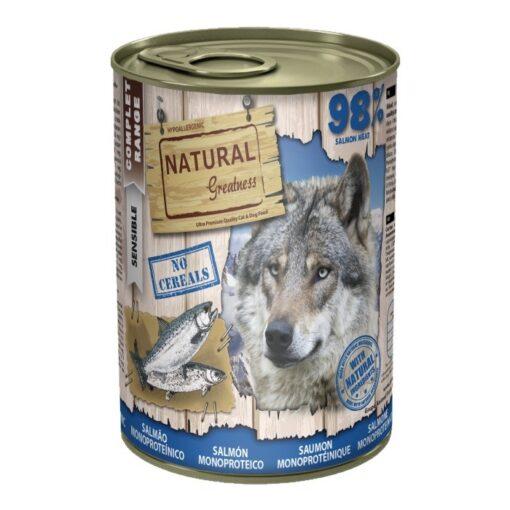 Natural Greatness monoproteiin konserv lõhega