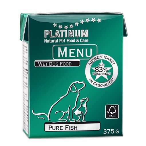 Koerakonserv Platinum MENU kalaga