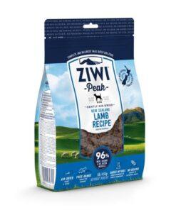 Ziwipeak kuivtoit koertele lambaga