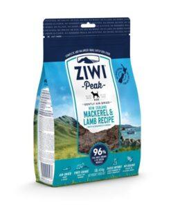 Ziwipeak kuivtoit koertele makrell ja lammas