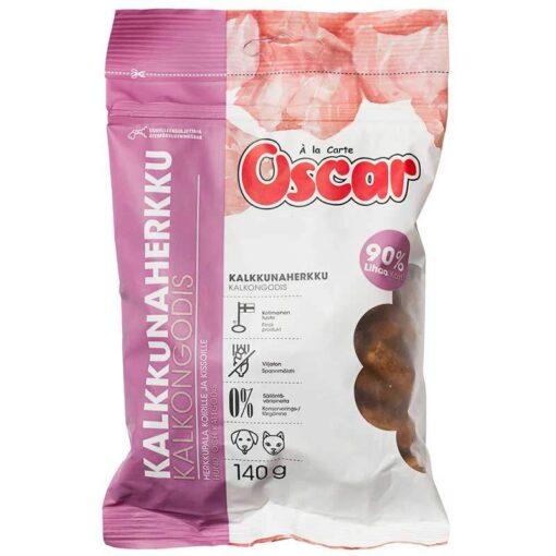 Oscar maius kalkunilihast