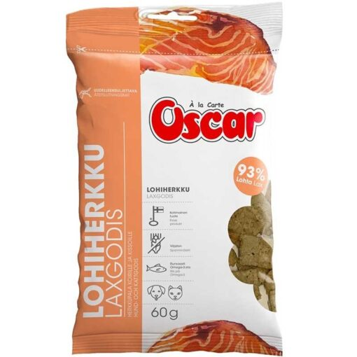 Oscar maius lõhest