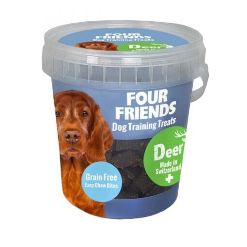 treeningmaius-koertele-four-friends-hirvelihast