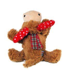 Koerte pehme mänguasi Kong Holiday Cozie Reindeer