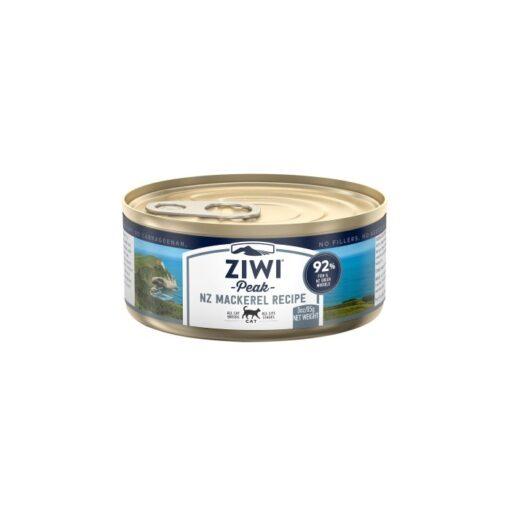 Ziwipeak konserv kassidele Uus-Meremaa makrell