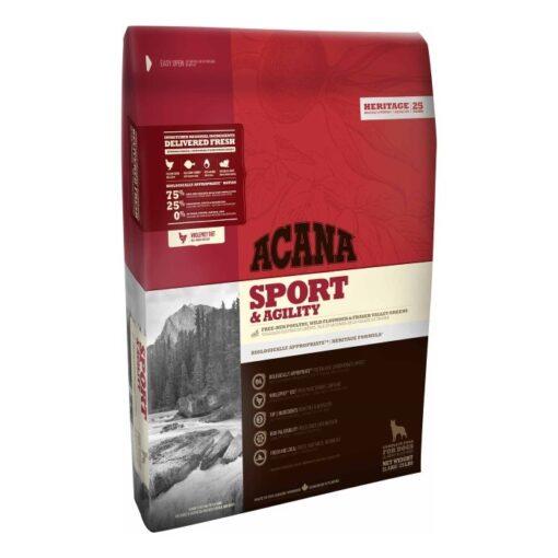 acana-sport-agility-koera-kuivtoit