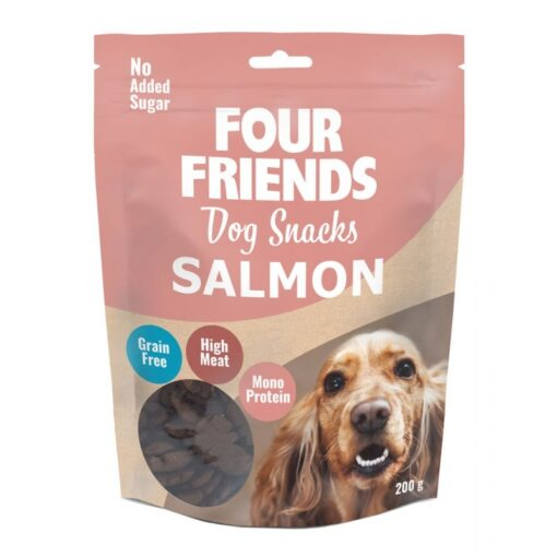 four-friends-dog-snack-salmon-200g