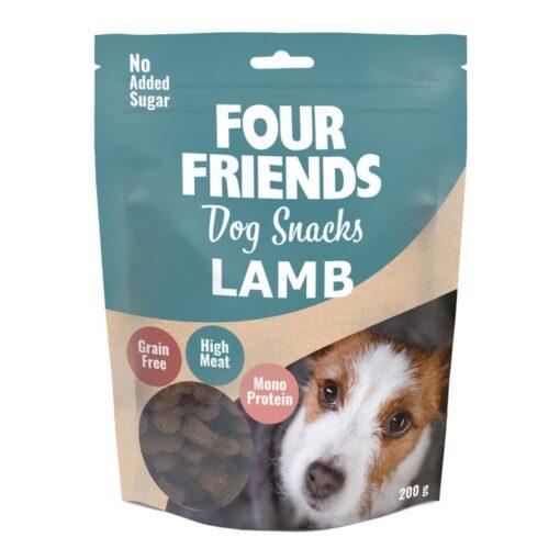 four-friends-dog-snacks-lamb-200g