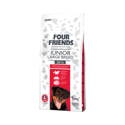 fourfriends-junior-large-breed-kanariis-12kg