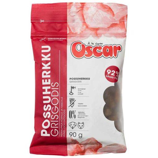 Oscar maius sealihast